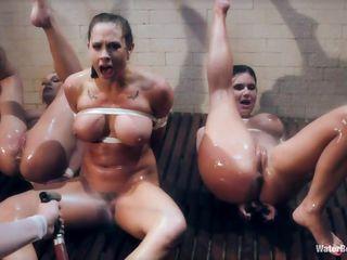 Порно большие женщины огромные жопы